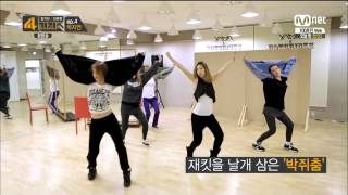 getlinkyoutube.com-140520 Jiyeon - Never Ever [1분1초] Dance Practice