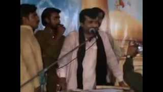 getlinkyoutube.com-Zakir Qazi Waseem Abbas new Qasida tere khatir mere khatir 1/2 4-april 2012 Created by  Aamir