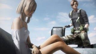 getlinkyoutube.com-Resident Evil: The Darkside Chronicles - Operation Javier: All Cutscenes