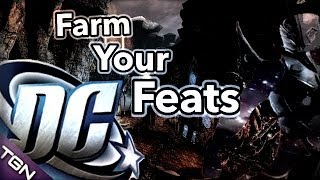 DCUO | Farm your Feats to speed up Skill Points