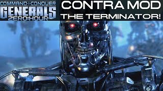getlinkyoutube.com-Contra Mod - THE TERMINATOR!