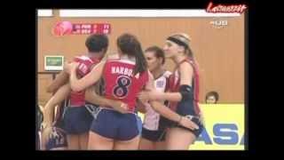 getlinkyoutube.com-Cynthia Barboza - Volleyball beauty