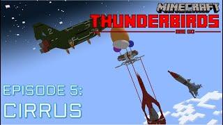 getlinkyoutube.com-Thunderbirds Are Go Minecraft Edition | Episode 5 | CIRRUS