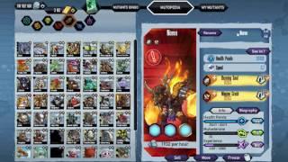 getlinkyoutube.com-Mutants Genetic Gladiators (Life/Attack Update)