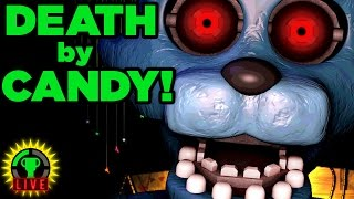 getlinkyoutube.com-Five Nights at Candy's - SAD PUPPET IS SAD (FNAC Part 1)