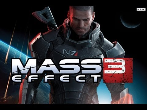 CGRundertow MASS EFFECT 3 for Xbox 360 Video Game Review Part One