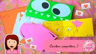 getlinkyoutube.com-CARTAS ORIGINALES - EXPRESS Y LINDAS :::...♡ ♡ ♡