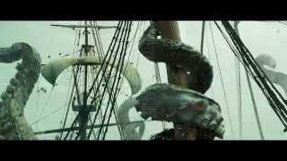 getlinkyoutube.com-Pirates Des Caraibes 2 - L'Attaque Du Kraken (Scène Culte)