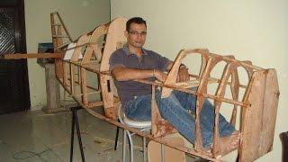 getlinkyoutube.com-Construindo um ultraleve PIK-26 MINI SYTKY em Recife