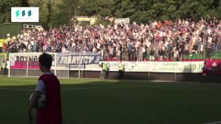 getlinkyoutube.com-Žalgiris Wilno vs Lech Poznań (Wilno 1.08.2013) - relacja z meczu