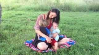 getlinkyoutube.com-A Beautiful Weaning Ceremony To Stop Breastfeeding Our Toddler - Creating Meaningful Transitions