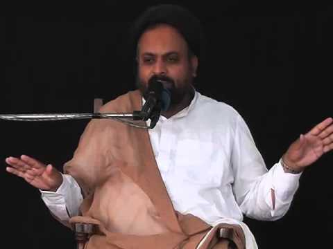 Syad Ikhlaq Hussain Sherazi at Talagang Part 3