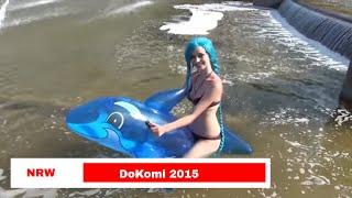 getlinkyoutube.com-DoKomi 2015  ★  Cosplay Düsseldorf - Cosplay Dusseldorf Japangarten