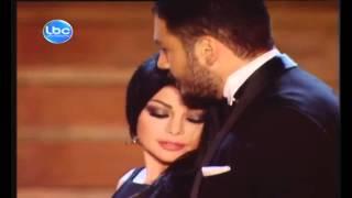 getlinkyoutube.com-كليب انا عم بحلم فيك - هيفا وهبي ورامى عياش 2013