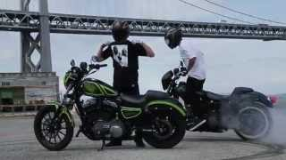 "Breezy Excursion ""Harley Wheelies"" 2014 Summer Collection Ft. Straight Up SJ"