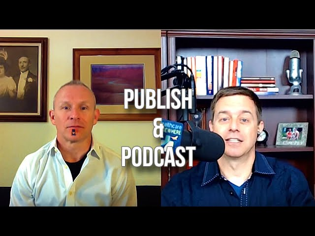 GQ 214: Your Epic Book Launch – Publish & Podcast
