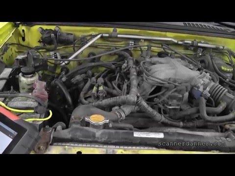 How to test a knock sensor (P0328) - Nissan