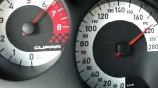 getlinkyoutube.com-Seat Leon Cupra APR Stage 3+ (0-250 km/h)