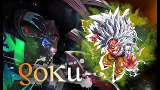 getlinkyoutube.com-Dragon ball AF - trasformazioni Goku (ssj 1-20)