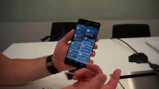 getlinkyoutube.com-Sony Xperia C5 Ultra - первый взгляд
