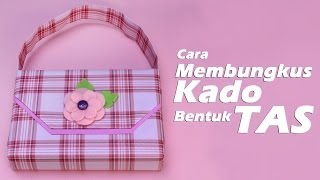 getlinkyoutube.com-Cara Membungkus Kado Bentuk Tas