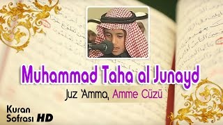 getlinkyoutube.com-Muhammad Taha Al Junayd  - Juz 'Amma (30.Juz)