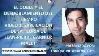 getlinkyoutube.com-El Doble y El Desdoblamiento del Tiempo | Video 1: Explicación de la Teoría | Enrique Villanueva