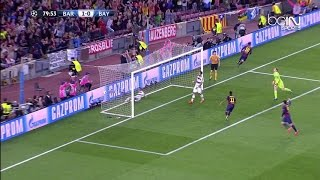 getlinkyoutube.com-Lionel Messi Amazing Goal Humiliation Boateng by CHAWALI