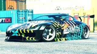 getlinkyoutube.com-GTA 5: KEN BLOCK GYMKHANA !! SPECTER CUSTOM