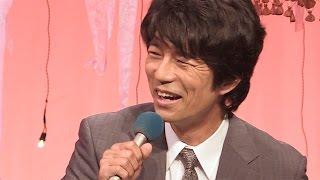 getlinkyoutube.com-仲村トオル「ずっと羞恥心と戦っていた」 ドラマ「怪奇恋愛作戦」会見2 #Kaiki Renai Sakusen #drama