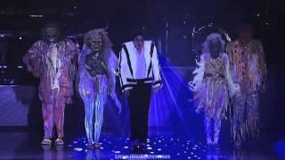 getlinkyoutube.com-Michael Jackson - Thriller - Live Munich 1997 - Widescreen HD