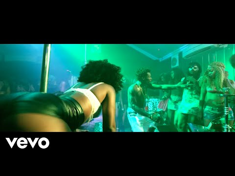 Terry Apala - Champagne Shower [Official Video]