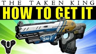getlinkyoutube.com-Destiny: How to Get The Boolean Gemini Exotic Scout Rifle | The Taken King