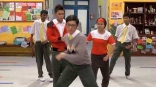getlinkyoutube.com-The Shuffle Champion Special Edition - Waktu Rehat - Disney Channel Asia