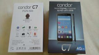 getlinkyoutube.com-مراجعة هاتف كوندور c7 الجزء الأول - test condor c7 part 1