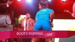 getlinkyoutube.com-Saminifest Booty popping