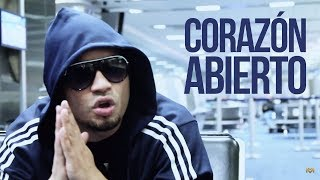 Manny Montes - Corazón Abierto [Official Video]
