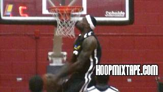 getlinkyoutube.com-CRAZIEST Game Of The Year! LeBron James and Company SHOW OUT During NBA Lockout!!!