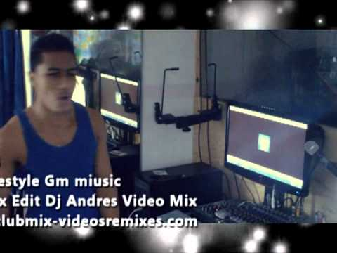Freestyle de Gm Liel 3 Caras Letra y Video