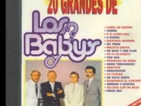 Los Baby's - Porque