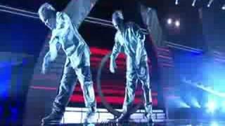 getlinkyoutube.com-Talent 2008 Robot boys Live Show 1