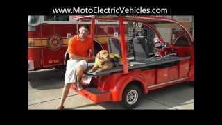 getlinkyoutube.com-Electric Ambulance EMS Cart | CiteCar From Moto Electric Vehicles