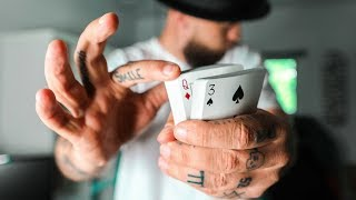 The FIRST card trick I ever learned! - Beginner Magic Tutorial