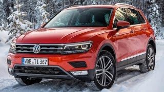 getlinkyoutube.com-VW Tiguan Review. ALL-NEW NEXT GENERATION Tiguan