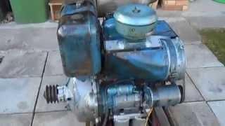 getlinkyoutube.com-Slavia  2S95. Two cylinder