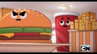 """getlinkyoutube.com-""""The Battle"""" mini episode of the Amazing World Of Gumball"""
