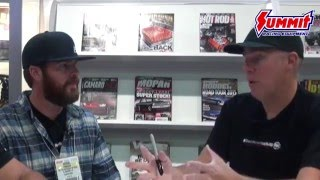 Roadkill Interview at SEMA 2015
