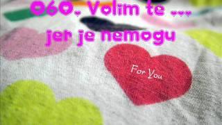 getlinkyoutube.com-101 razlog zasto te volim !!!