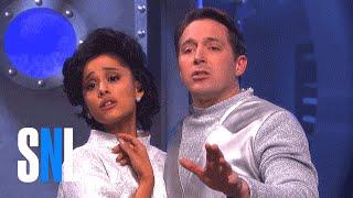 getlinkyoutube.com-Cut for Time: Cinema Channel (Ariana Grande) - SNL
