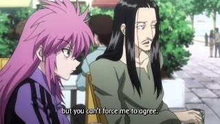 getlinkyoutube.com-Gon & Friends tailing Machi & Nobunaga [Hunter x Hunter]